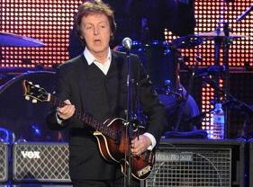 Paul McCartney 2009